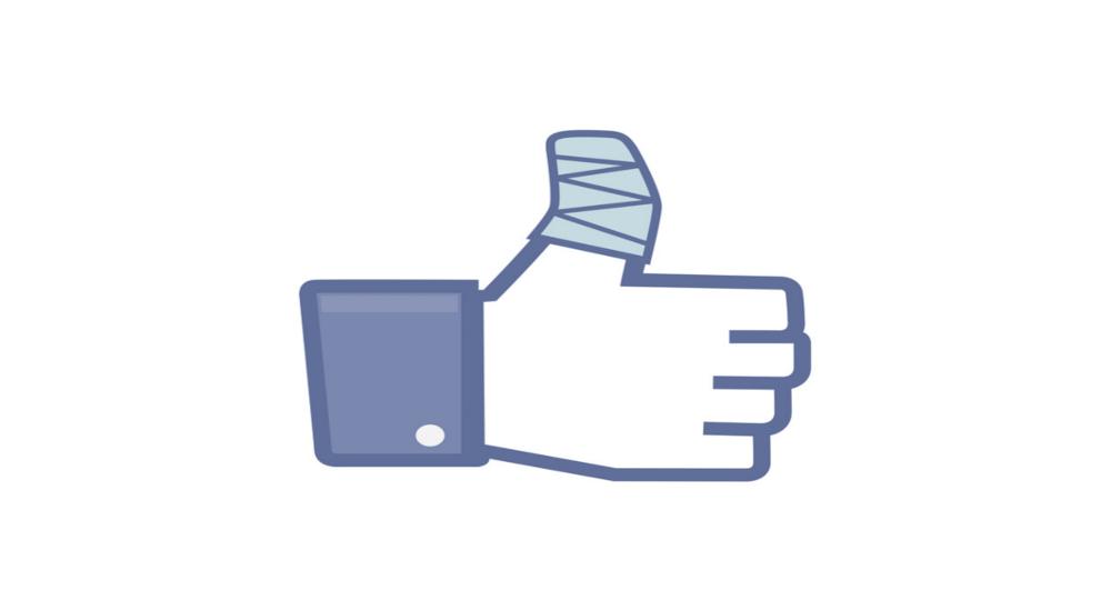 Kara w wysokości 500 000 funtów nałożona na Facebooka