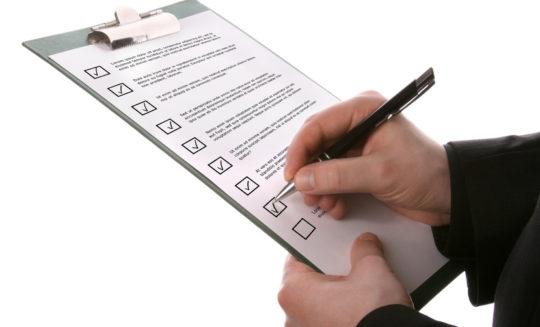 Dokument do samooceny wdrożenia RODO organu z Liechtensteinu