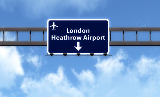 Heathrow Airport Limited ukarane karą w wysokości 120 tysięcy funtów