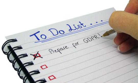 6 kroków, które możesz zrobić dzisiaj aby przygotować się do GDPR/RODO