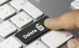 Wskazówki dotyczące usuwania danych.