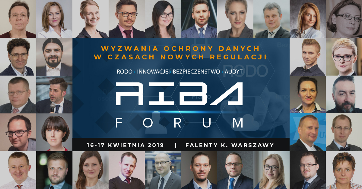 3. edycja RIBA Forum