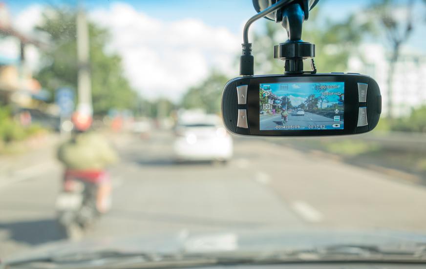 Kamery samochodowe według Belgijskiego Organu.