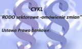 Zmiany w ustawie prawo bankowe.