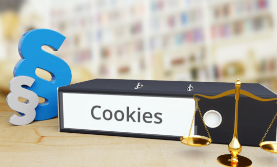 Brytyjski organ w sprawie plików cookie