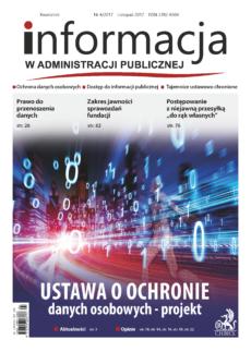 Nowa ustawa o ochronie danych osobowych – projekt