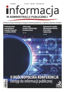 Charakter prawny nowych mechanizmów certyfikacji w zakresie ochrony danych osobowych oraz Projekt ochrony danych osobowych
