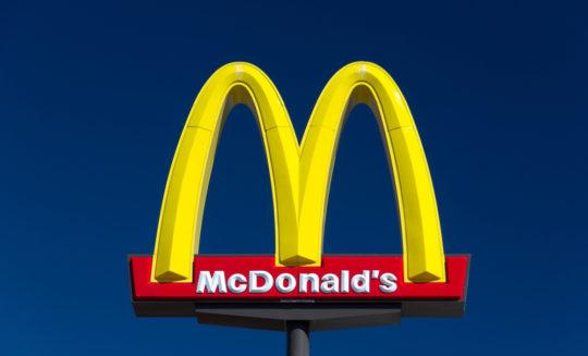 Dane osobowe pracowników McDonald's udostępnione w sieci