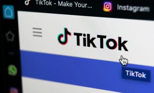 Kolejna skarga na TikTok'a