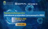 Zatrudnienie pracowników tymczasowych a RODO – konferencja UJ oraz GDPR