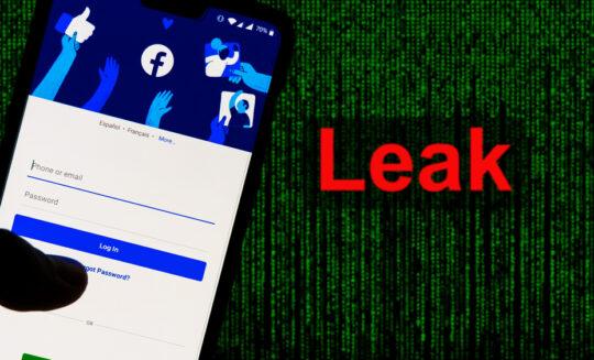 Organ nadzorczy bada gigantyczny wyciek danych osobowych użytkowników Facebook'a